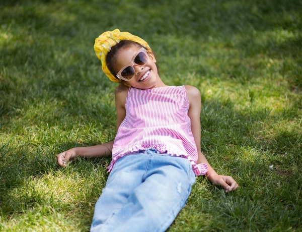 Poster Child Magazine - Kids Street Style