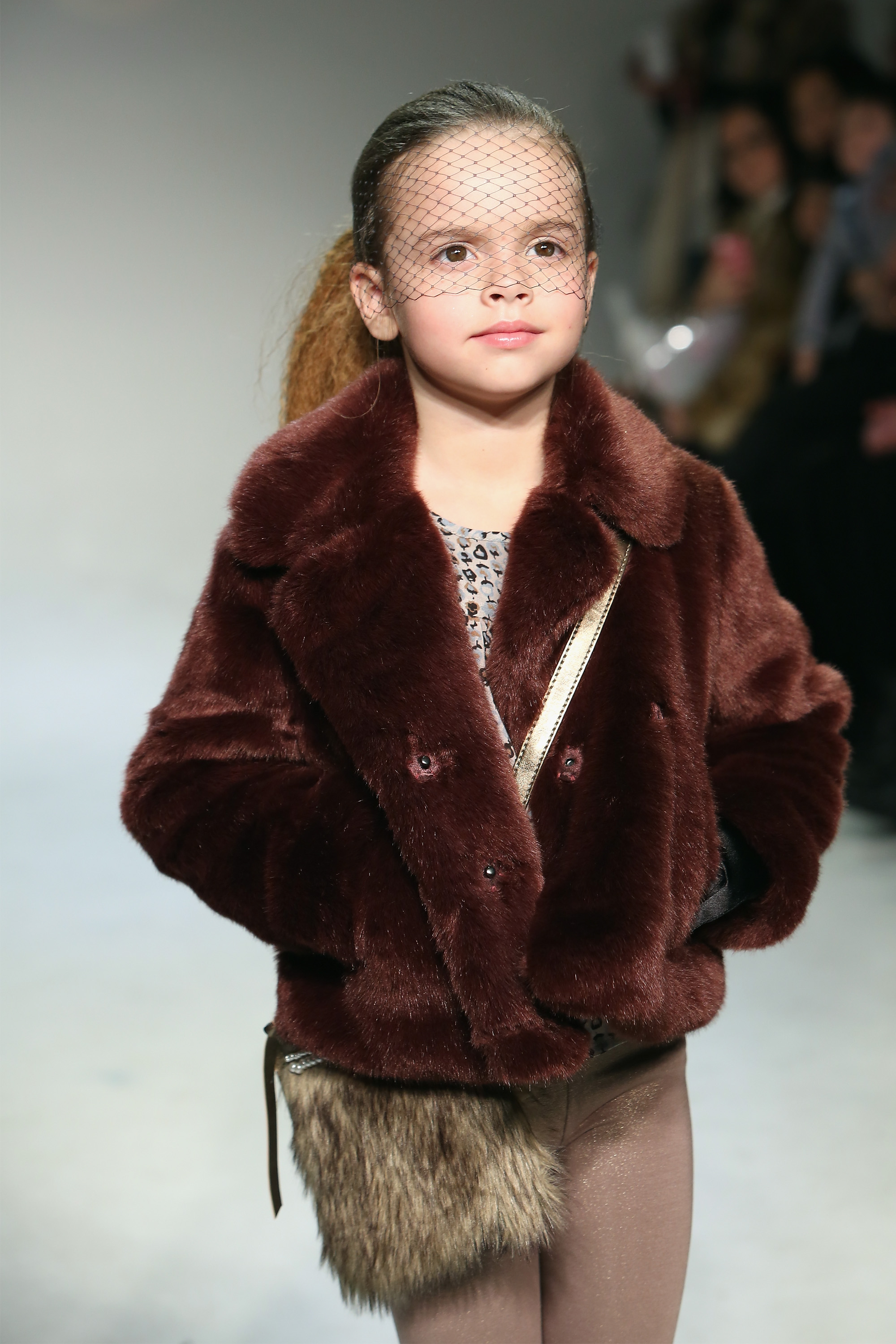 Imoga Collection F W 2015 At Petiteparade Poster Child