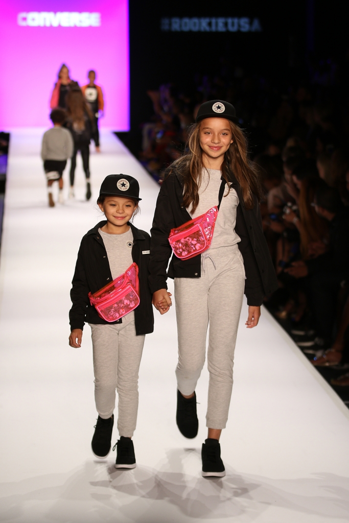 uk availability 79bec 97d60 Tags  2016 Winter Fashion, Converse, Converse Kids, Fall 2016 Kids Fashion, Kids  Fashion, New York Fashion Week, New York Kids fashion week